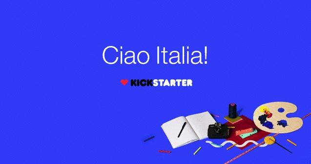 Sbarca in Italia Kickstarter, la piattaforma per cercare finanziatori online